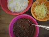 Chocolate and Black Bean Chilli