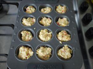 Multi-Veg Muffins